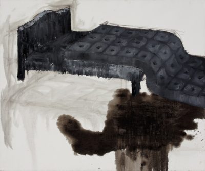 The gravity attacks old maids / The bed by Ioana Olăhuț